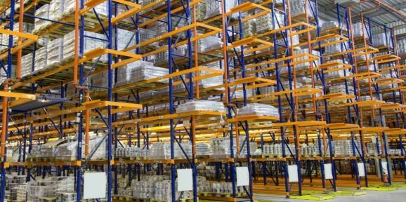 RFID Inventory Management in the Warehouse