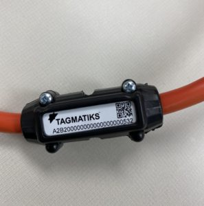 TagMatiks Cable RFID Tag