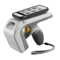 Zebra RFD8500 Sled Handheld