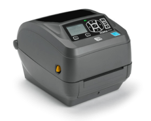 Zebra ZD500R Thermal Transfer Printer for lower volume printing and RFID encoding