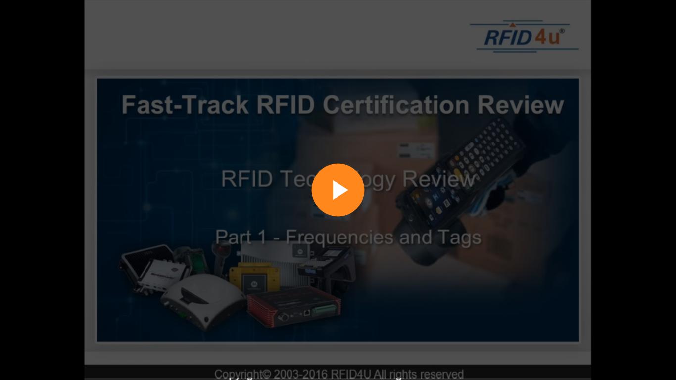 Module 1: What is Rfid?