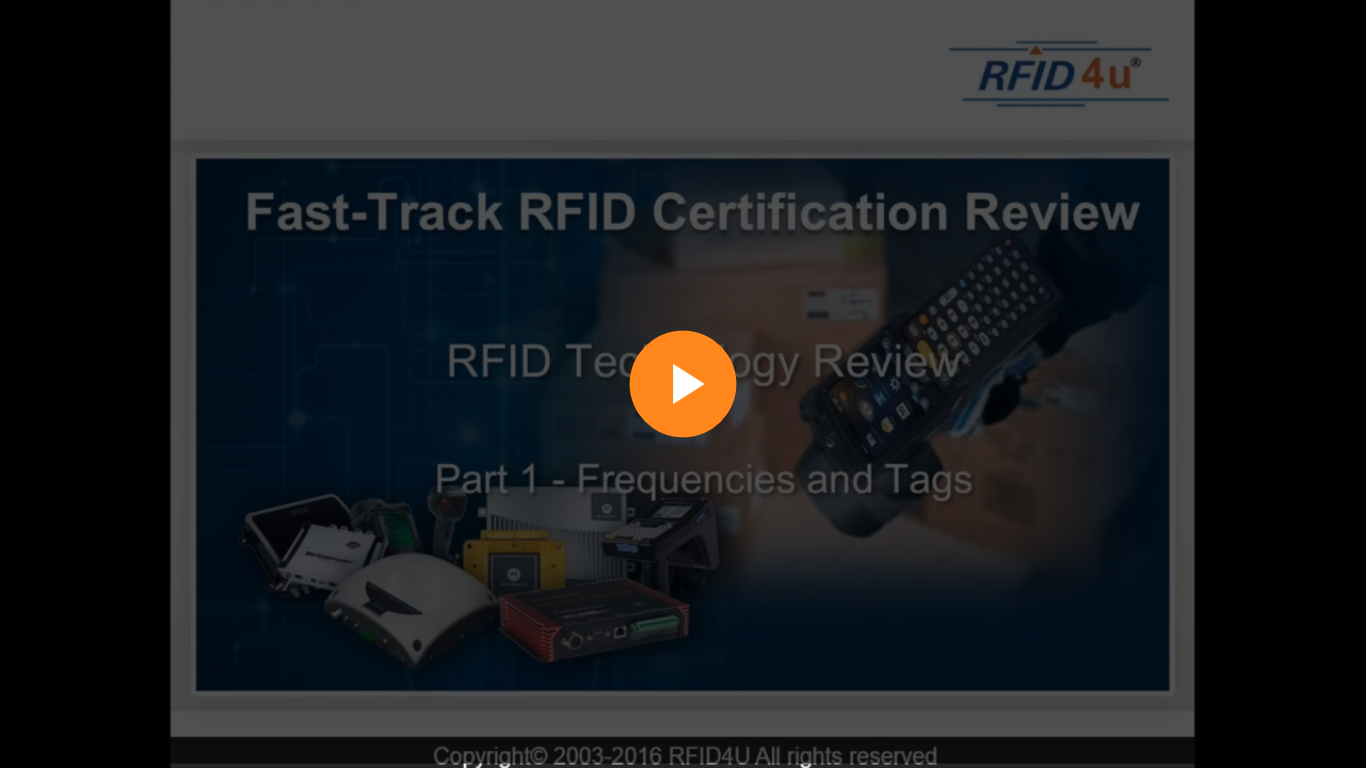 Module 1: What is Rfid?