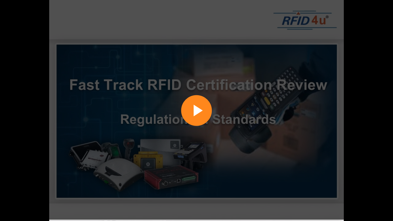 Module 4: Standards and Regulations