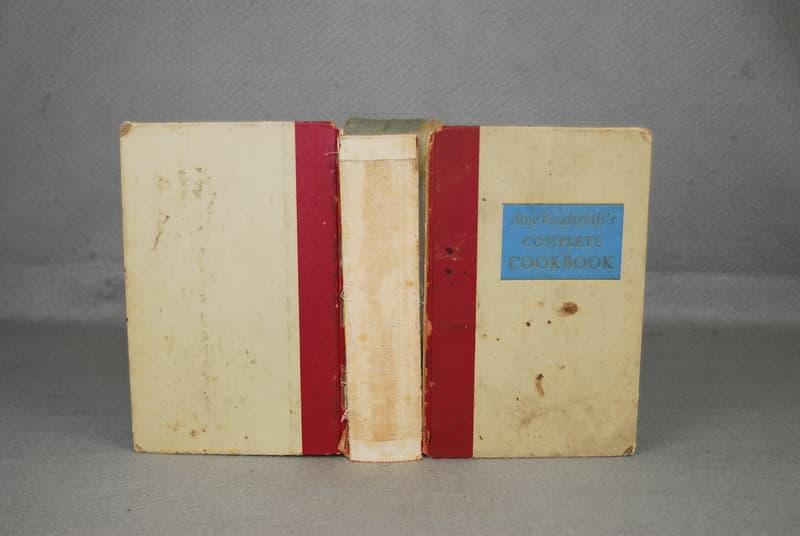 Booksmith Conservation Austin, Texas cloth binding book repair