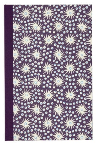 Animacules in Purple and Blu Small Notepad Holder