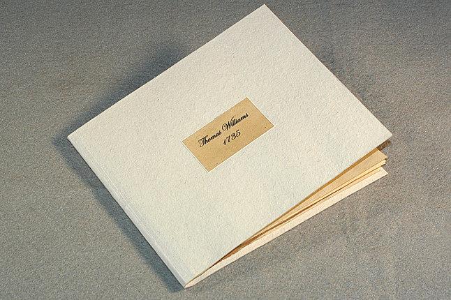 Booksmith Conservation paper repair Austin
