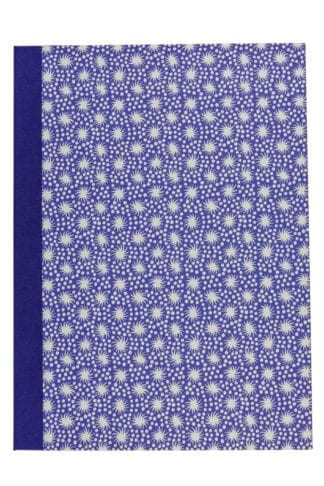 Animacules in Deep Bluish Purple Large Notepad Holder