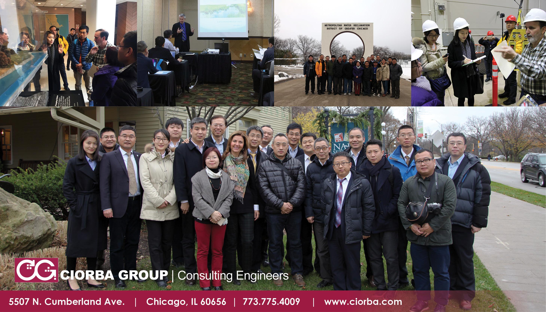 Beijing-Drainage-Group-Training   Ciorba Group