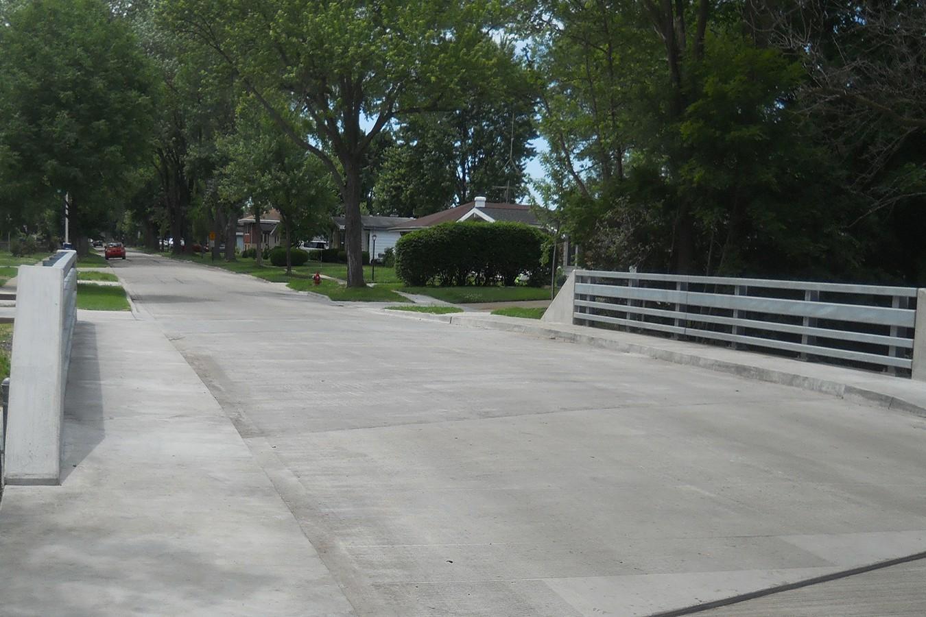 Jeffery Avenue Bridge over Buffalo Creek | Ciorba Group