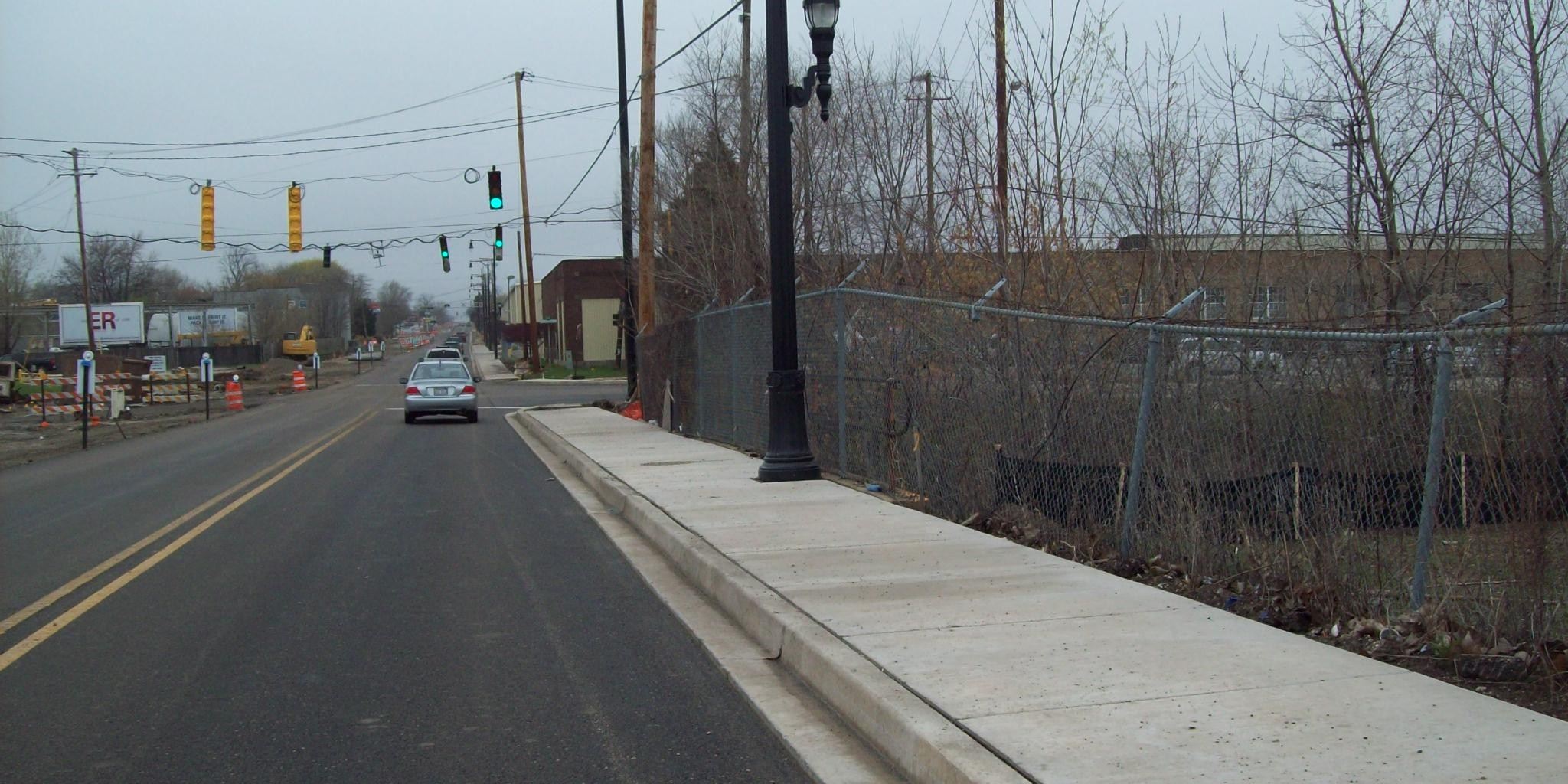 Martin Luther King Drive Reconstruction | Ciorba Group