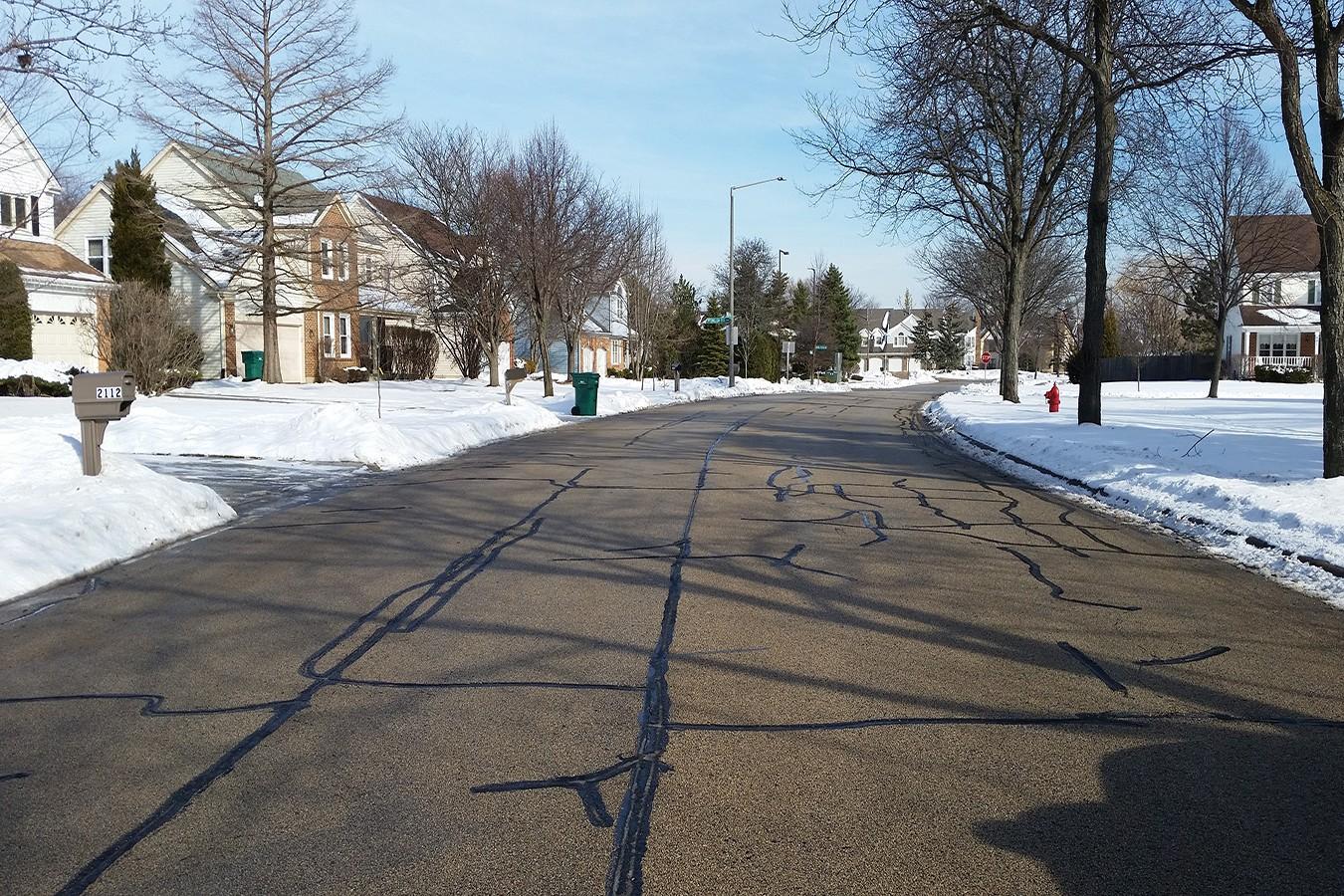 Brandywyn Lane and Thompson Boulevard Improvements | Ciorba Group