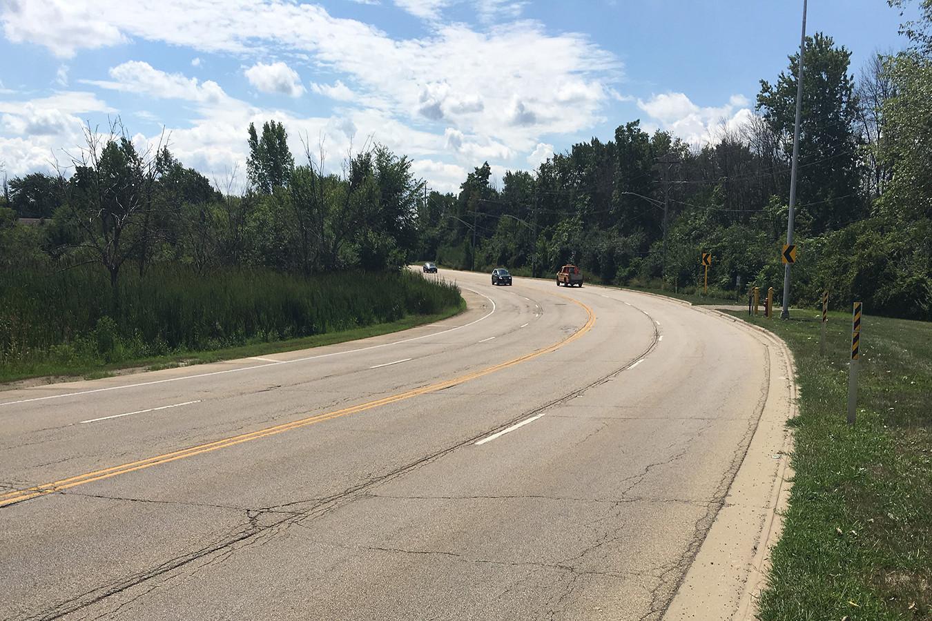 County Farm Road and Greenbrook Boulevard Resurfacing | Ciorba Group