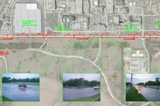 First Avenue Flood Control | Ciorba Group