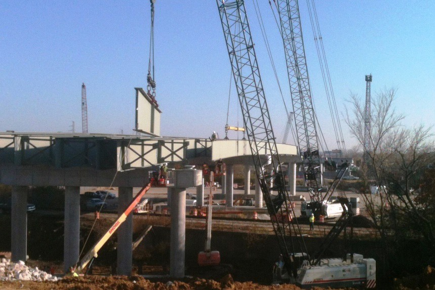 I-64 Ramps from 2nd Street to Collinsville Ave   Ciorba Group