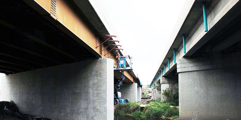 Jane Addams Memorial Tollway (I-90) over Kishwaukee River   Ciorba Group