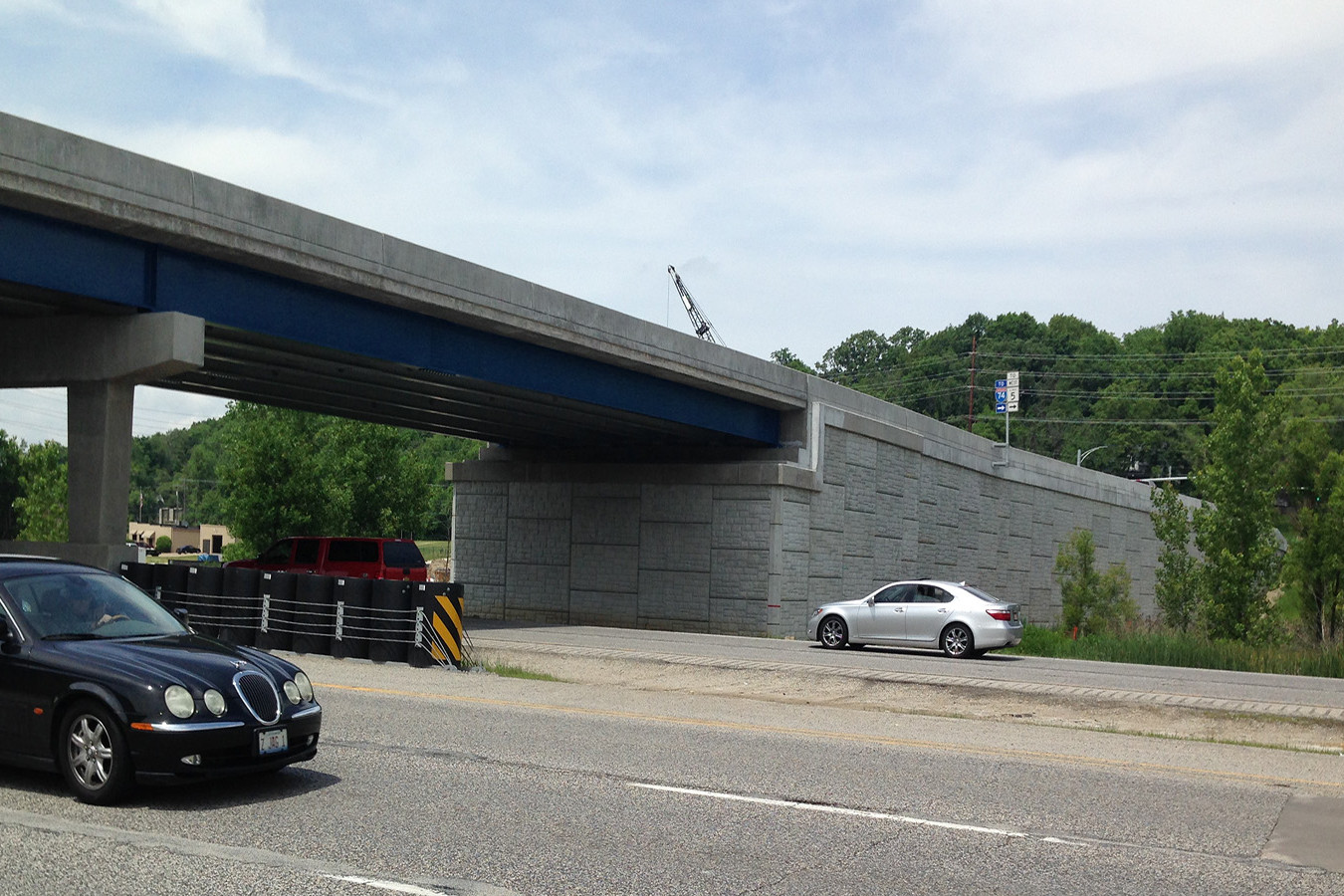 John Deere Road (IL 5) Widening & Reconstruction | Ciorba Group