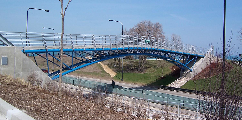 Pedestrian Bridge | Ciorba Group
