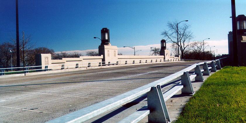 Lake Shore Drive over 47th Street Bridge Reconstruction   Ciorba Group