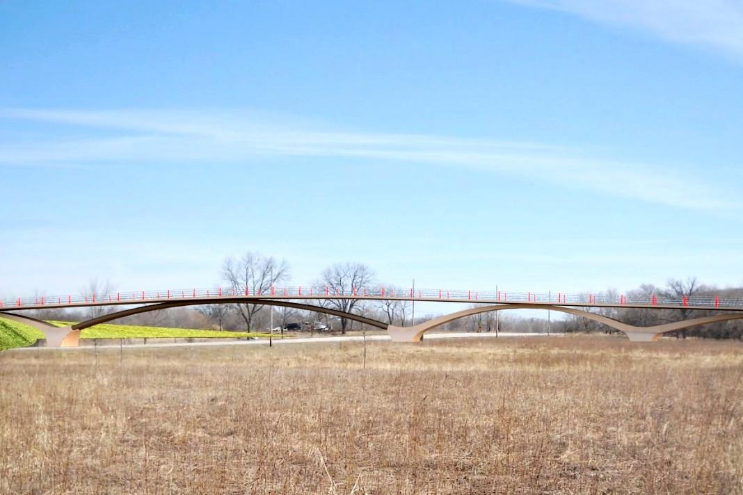 Millennium Trail Pedestrian Bridge Concept Studies | Ciorba Group
