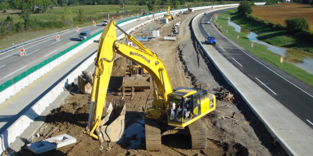North Tri-State Tollway (I-94) Reconstruction | Ciorba Group