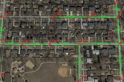 Sayre/Foster Residential Drainage Study | Ciorba Group