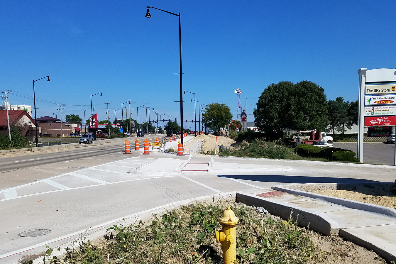 State Street (US 20 BR) at Perryville Road Intersection Improvements | Ciorba Group