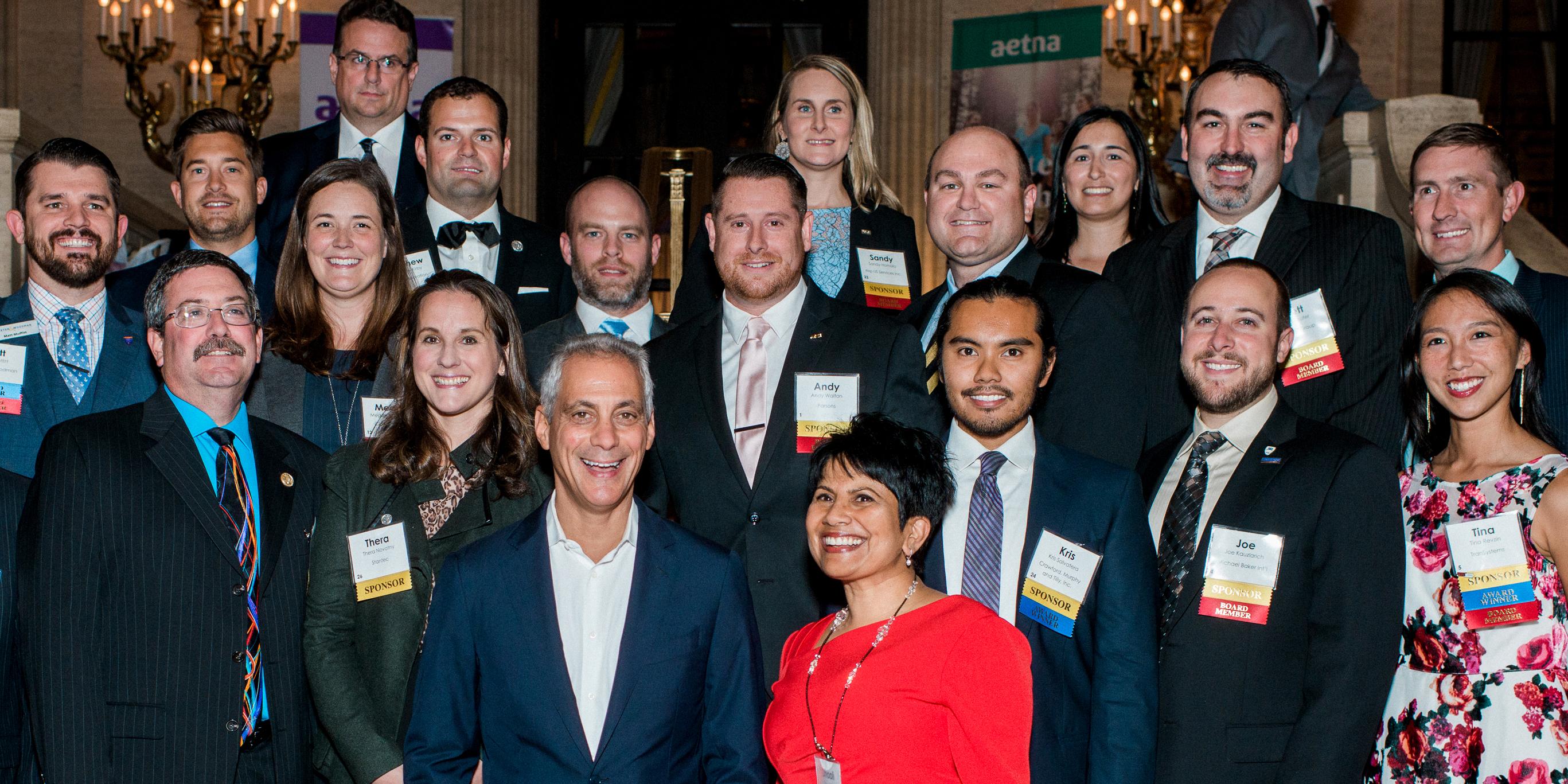 ASCE Illinois Annual Engineering Awards Dinner   Ciorba Group