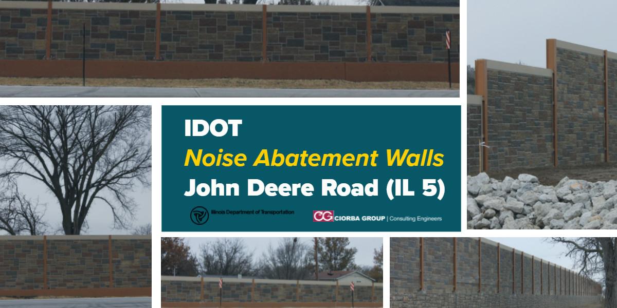 Noise Abatement Walls | Ciorba Group