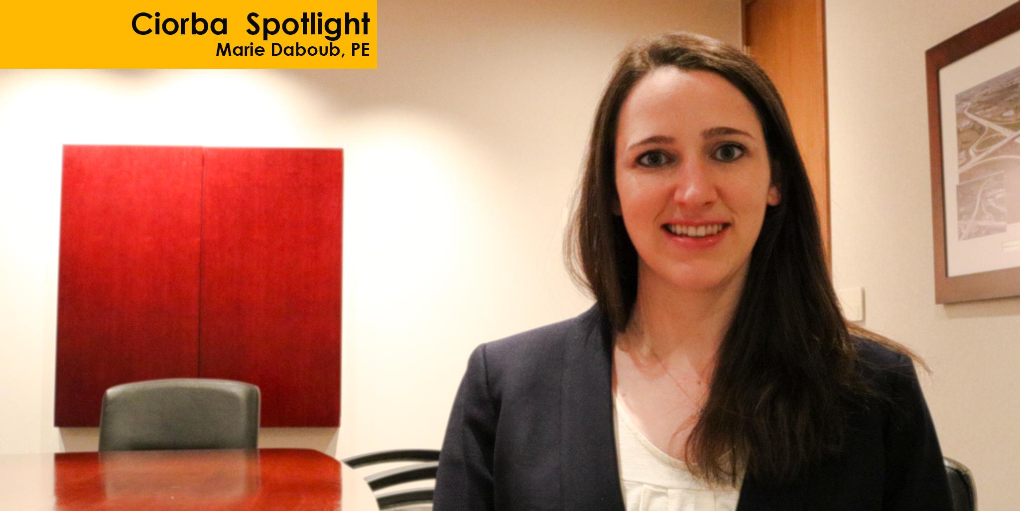 Marie in the Spotlight | Ciorba Group
