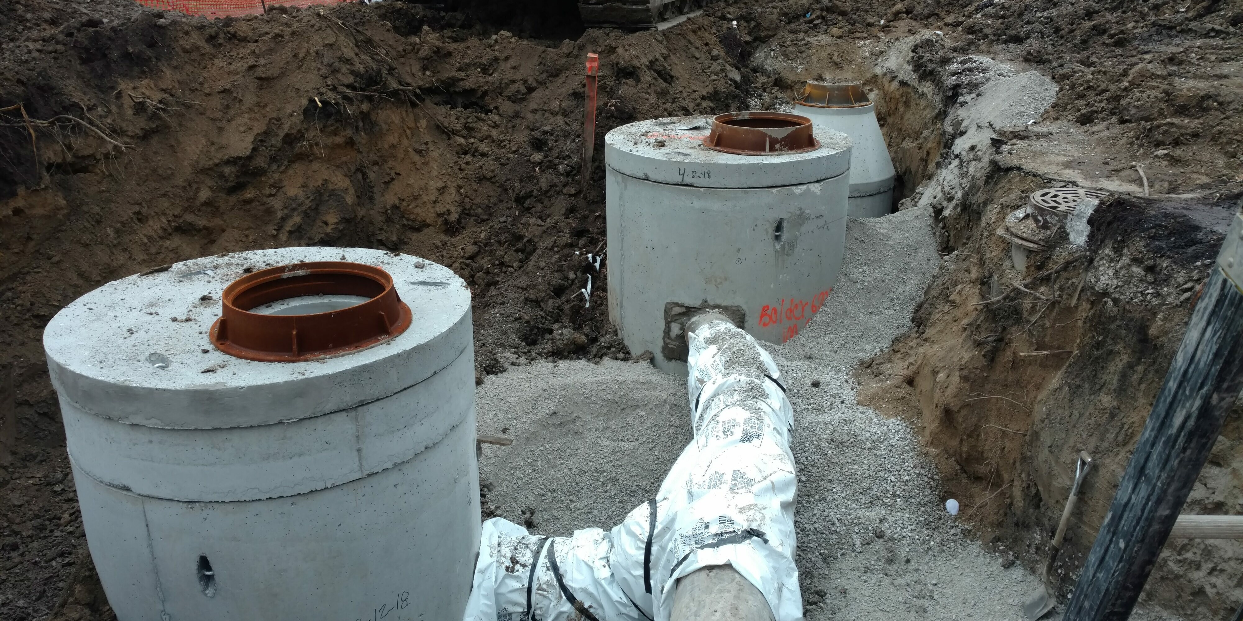 Water Commission Water Transmission Main | Ciorba Group