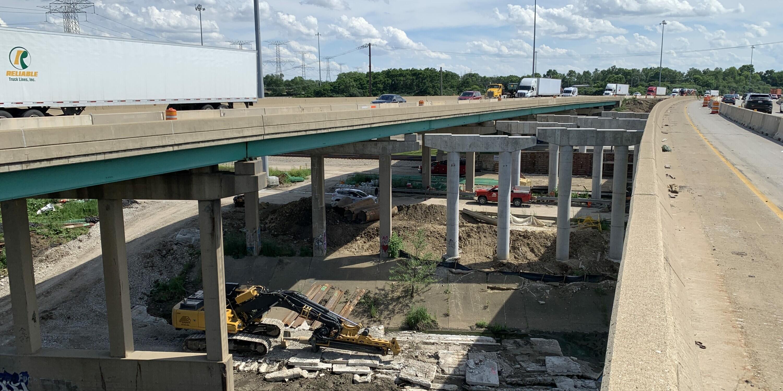 I-80 at US 30 Interchange reconstruction   Ciorba Group