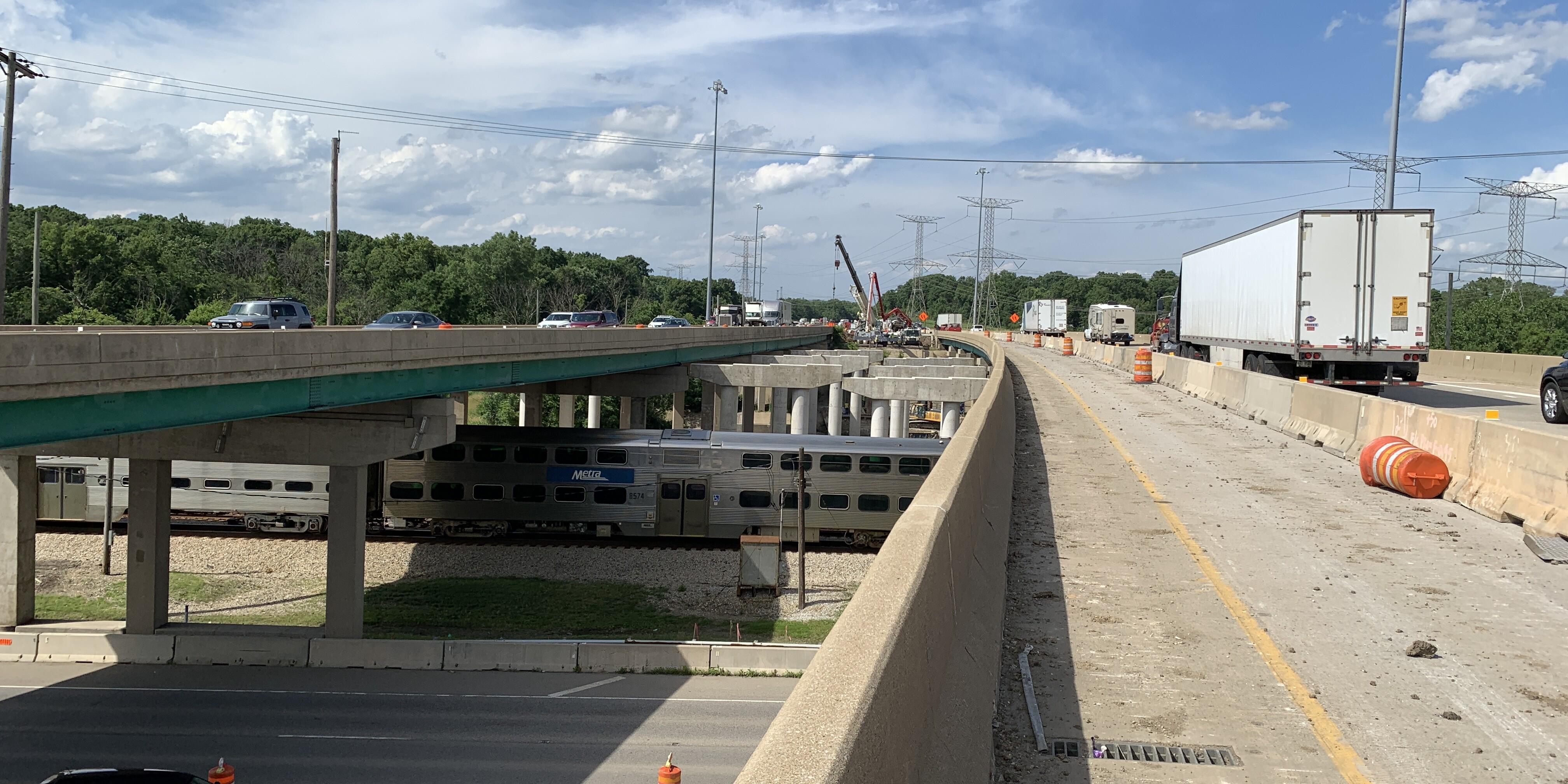 I-80 reconstruction   Ciorba Group