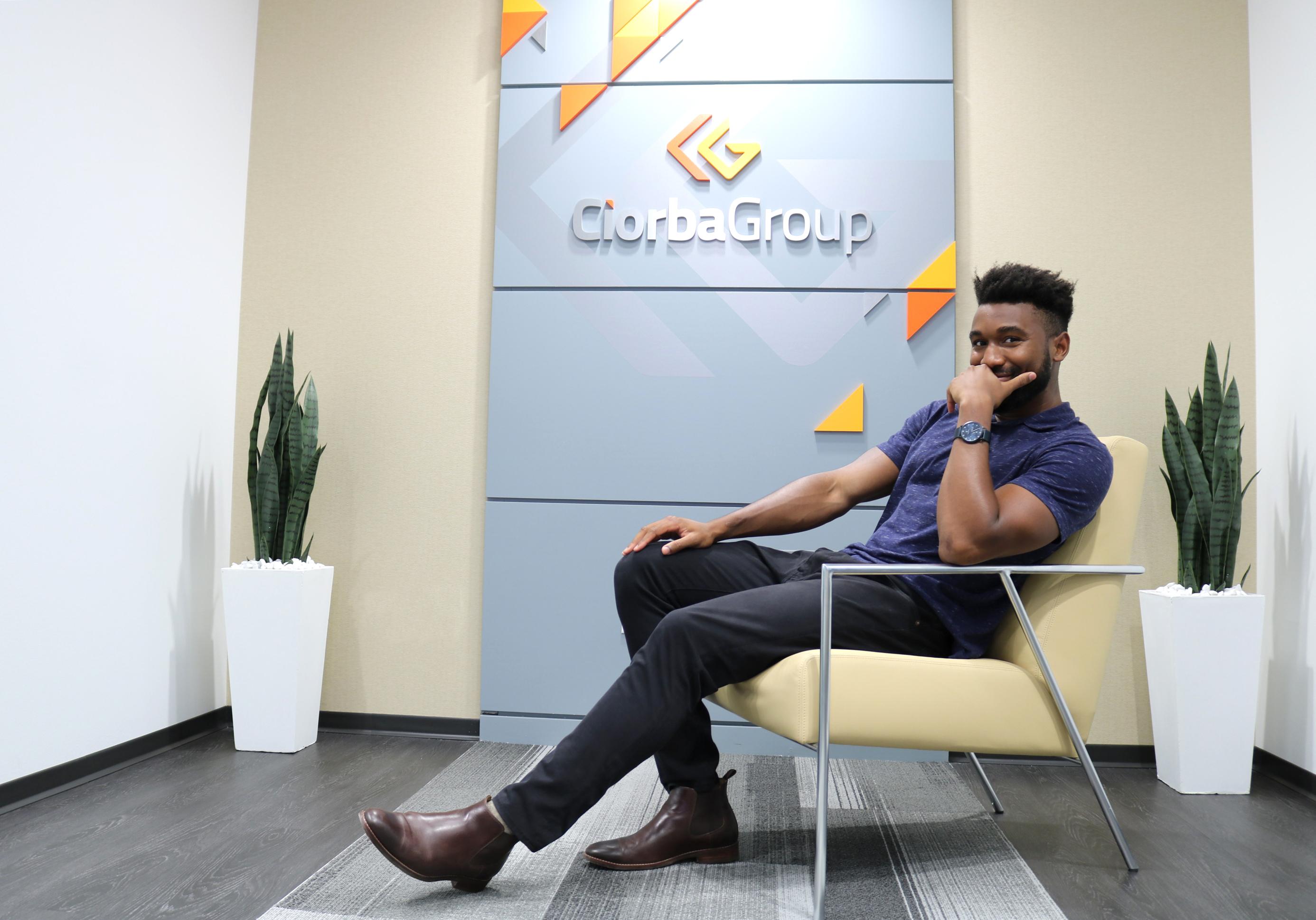 AJ in the Spotlight | Ciorba Group