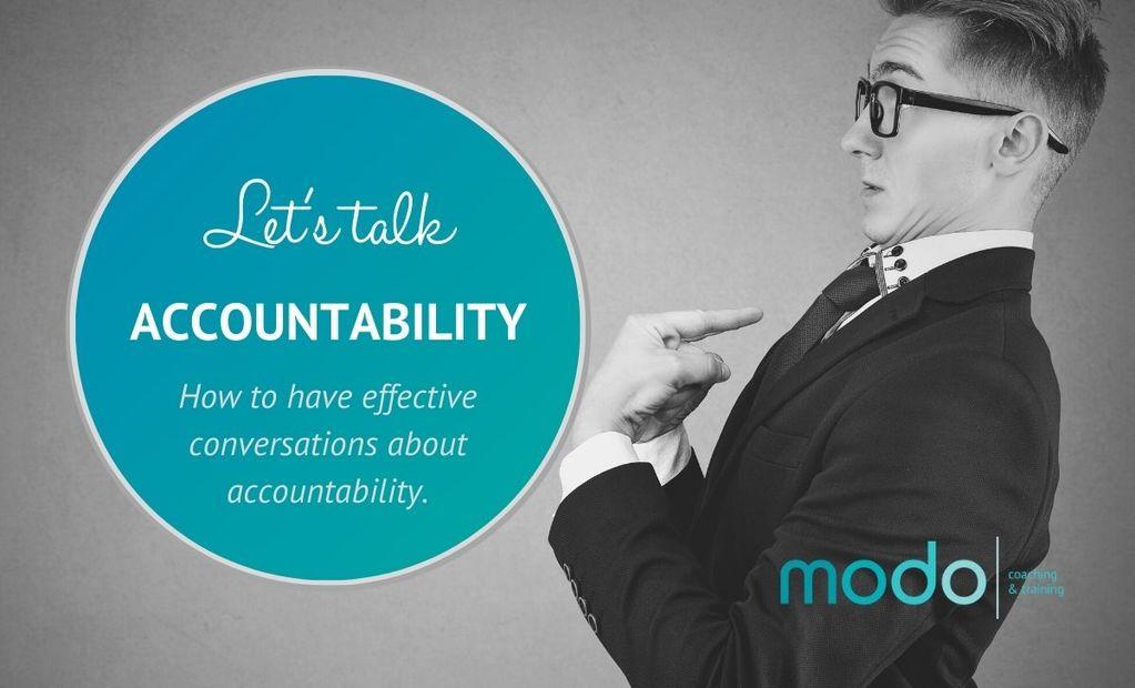 Accountability 1024x620 - Professional Development Training