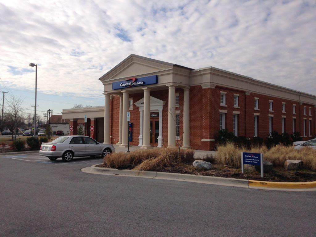 Capital One Bank – Burtonsville, MD