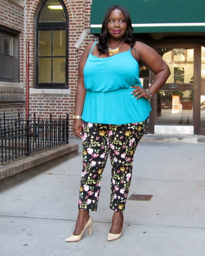 STYLE JOURNEY: THE FUERZA TOP BY ROSIE MERCADO FOR SWAK DESIGNS
