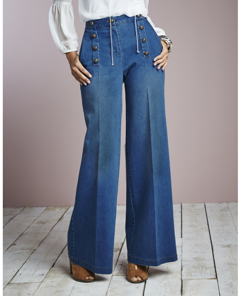 SB WIdeleg Jeans