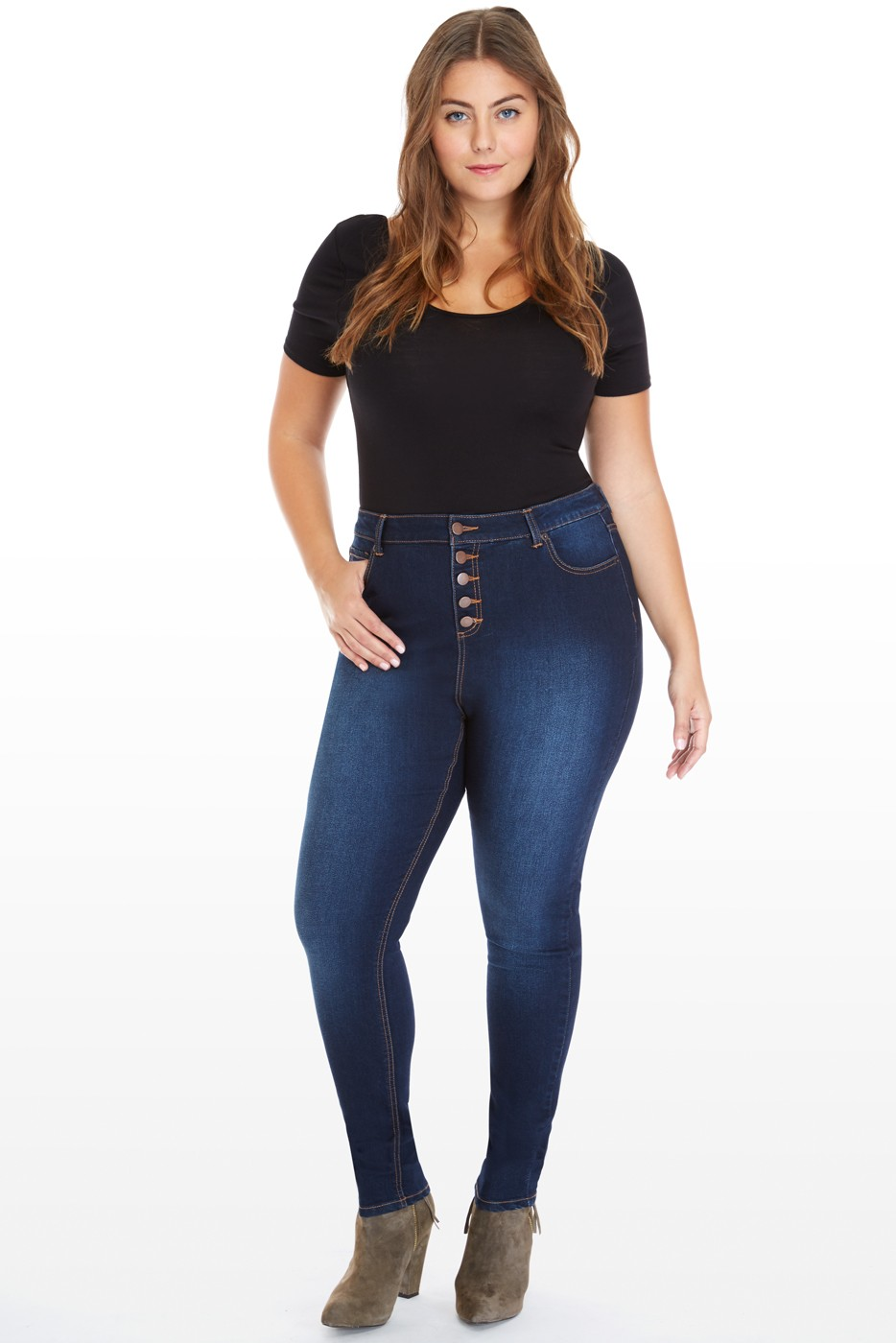 ftf high waist