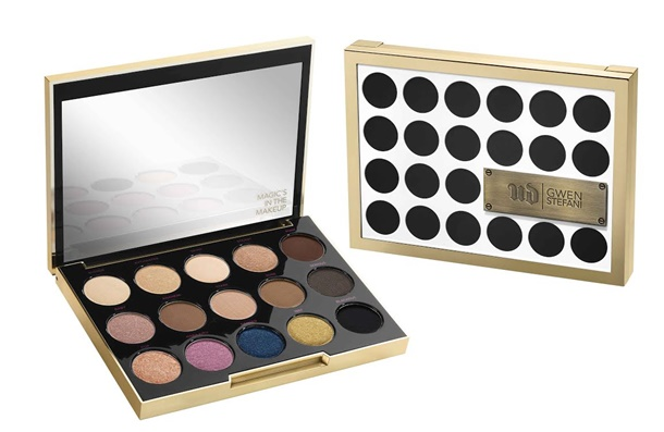 Urban Decay Gwen Stefani Collection Review