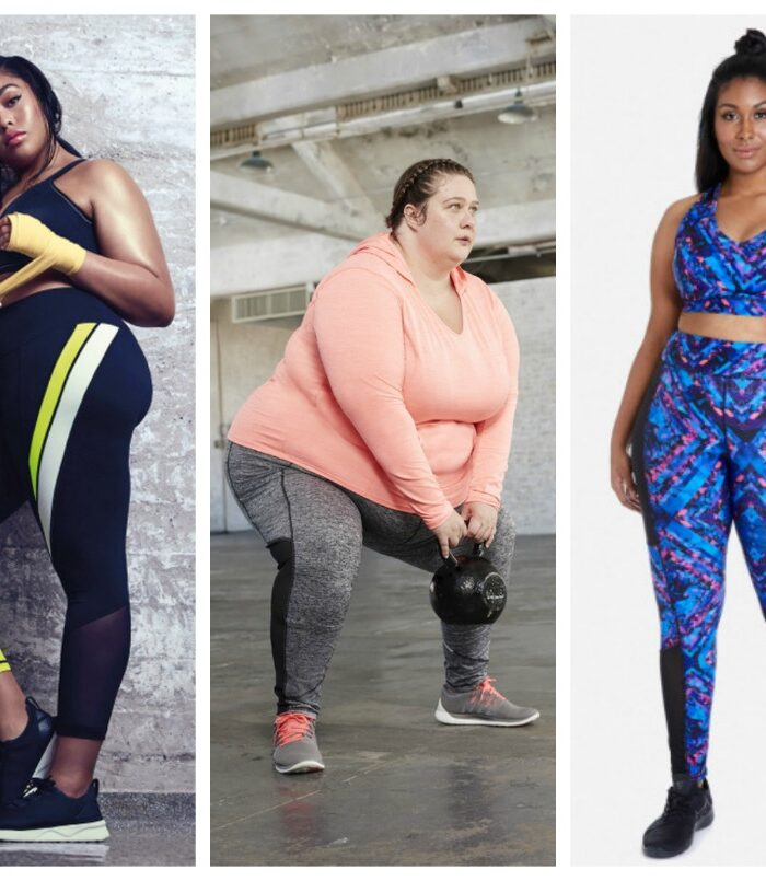 3 Plus Size Activewear Collections That Will Have You Looking Cute At The Gym