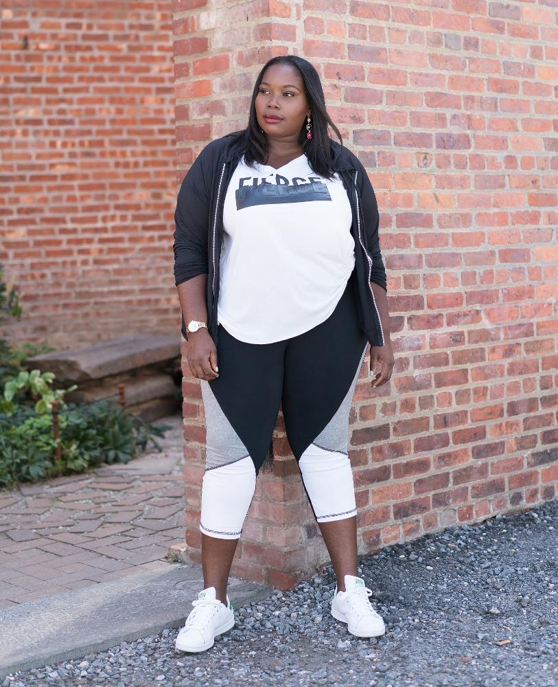 Lane Bryant Livi plus size activewear