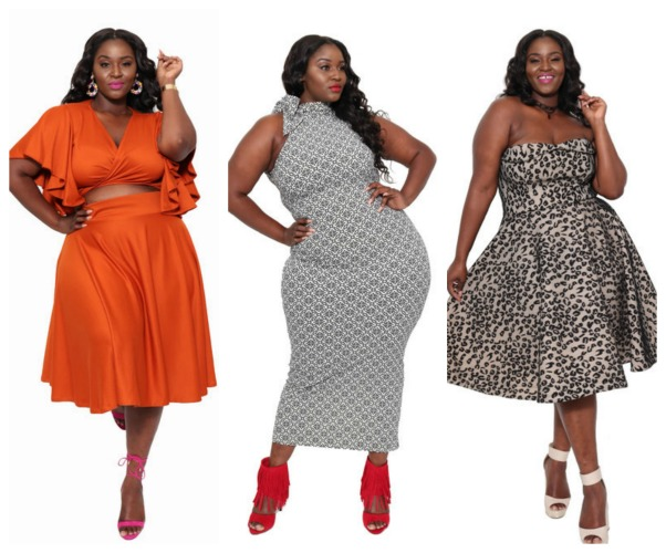 Designer Christian Omeshun Delivers A Stunning Plus Size Summer Collection