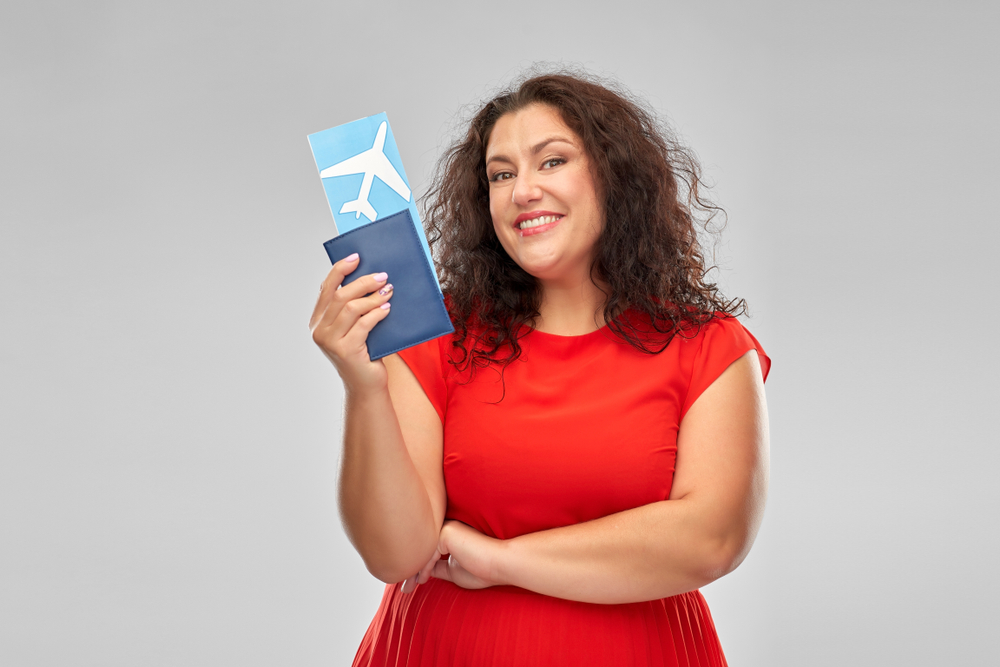 plus size travel tips for plus size women and men
