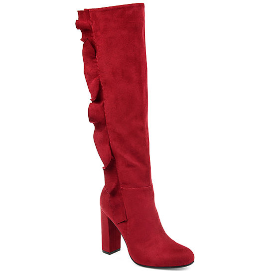 Not Your Grandmother's Wide Calf Boots