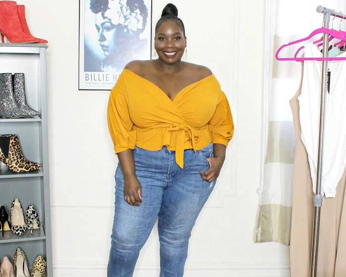 Trying Out Boohoo's Plus Size Spring Break Collection