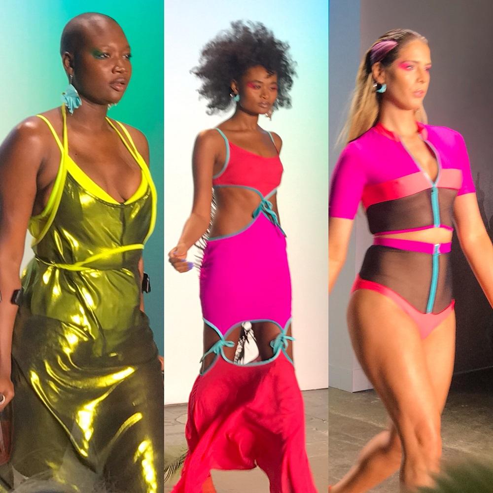 Chromat sustainable swimwear includes plus sizes