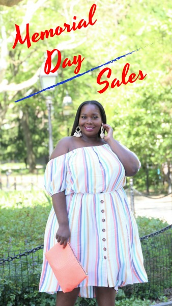 Stylish Curves Epic Memorial Day Plus Size Shopping Guide