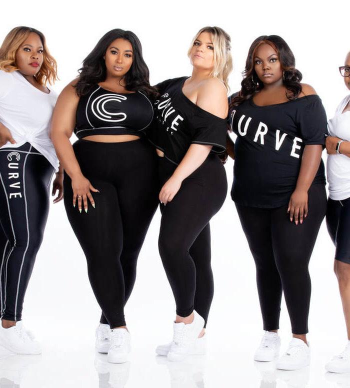 Gospel Singer Tasha Cobbs Launches New Curve Athletics Plus Size Line
