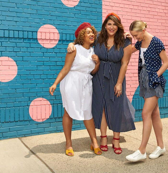 Katie Sturino & Stitch Fix Team Up For A Size Inclusive Collection