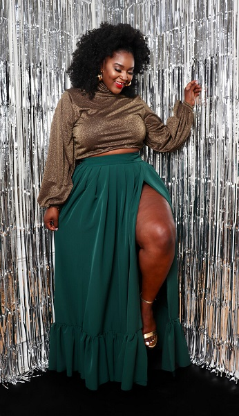 This Plus Size Designer  Shares The Roller Coaster Ride It Took To Make Her Stunning Fall Collection